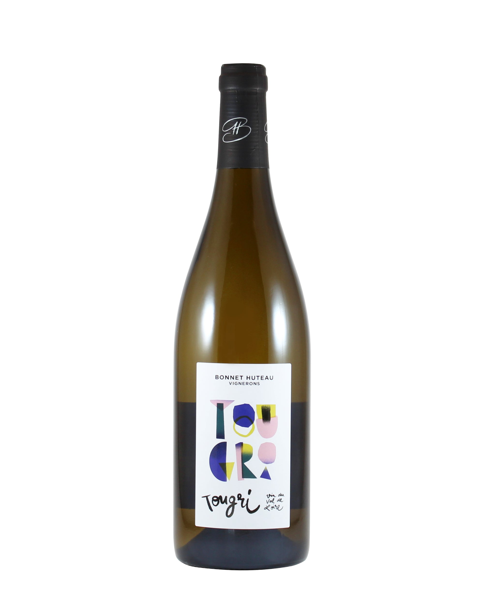 "*3W* 2019 Bonnet Huteau  ""Tougeri"" Blanc (Loire Valley, FR)"