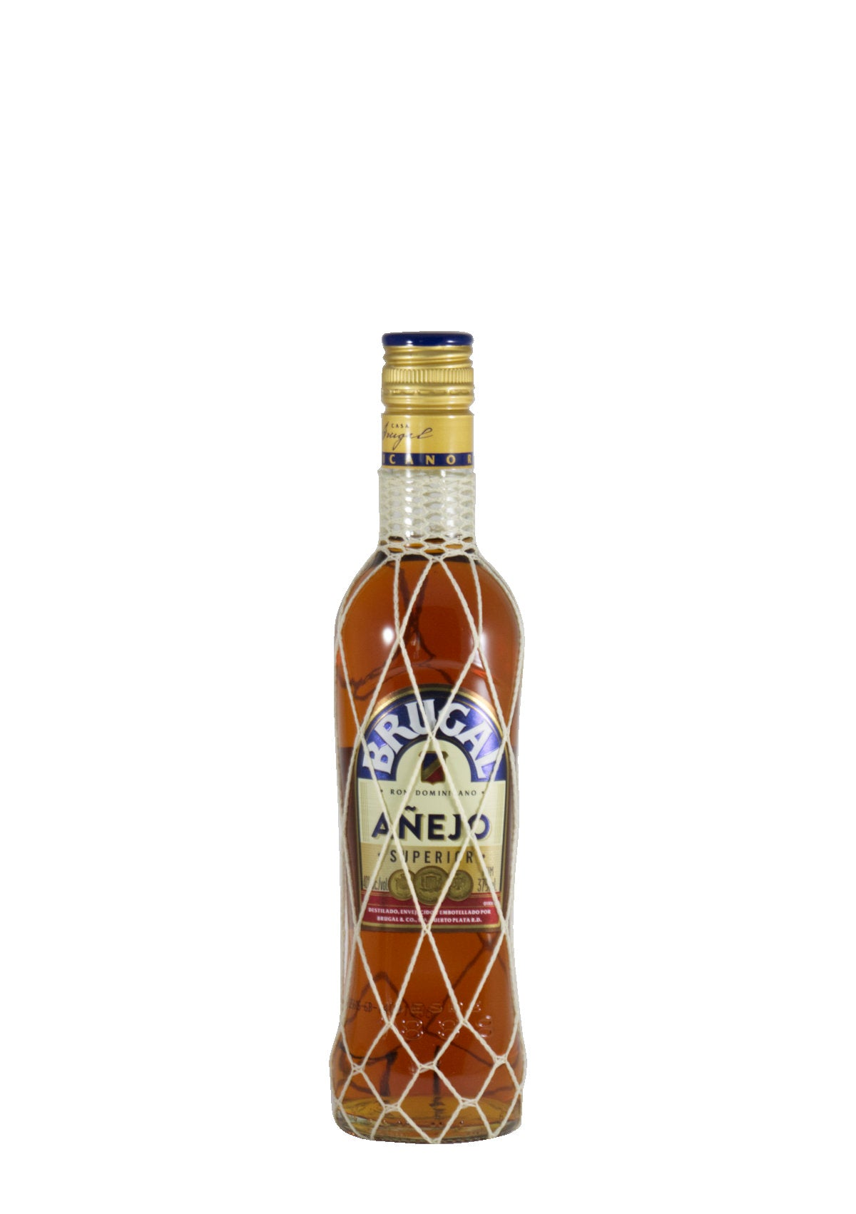 Brugal Anejo Superior Rum 375ml (Dominican Republic)