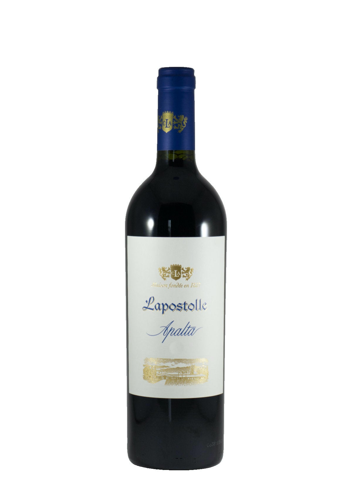 "*7R* 2018 Clos Apalta ""Lapostolle"" Red Blend (Apalta, Central Valley, Chile)"