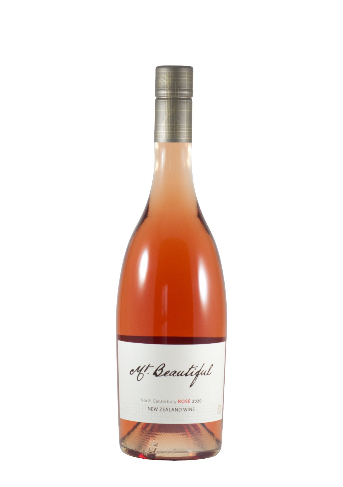 2020 Mt. Beautiful Rosé of Pinot Noir (Canterbury, New Zealand)