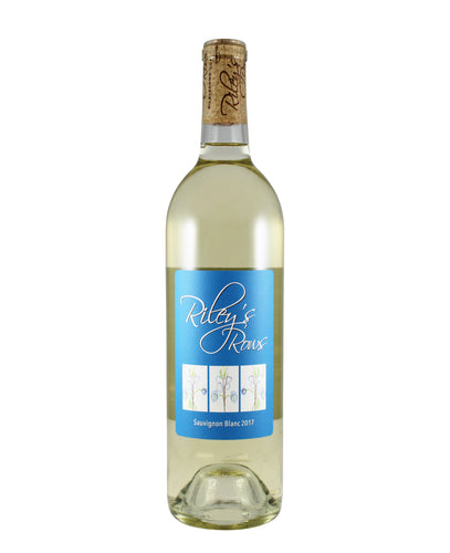 *4W* 2017 Riley's Rows Sauvignon Blanc (North Coast, CA)