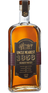 "Uncle Nearest ""1856"" Premium Whiskey (Nashville, TN)"