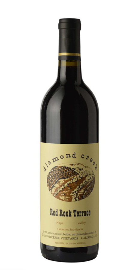 "*8R* 2018 Diamond Creek ""Red Rock Terrace"" Cabernet Sauvignon (Napa Valley, CA)"