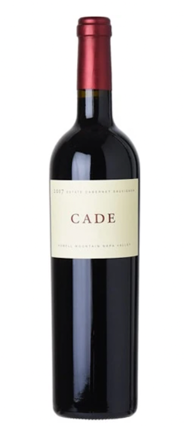 *8R* 2017 Cade Estate Cabernet Sauvignon (Napa Valley, CA)