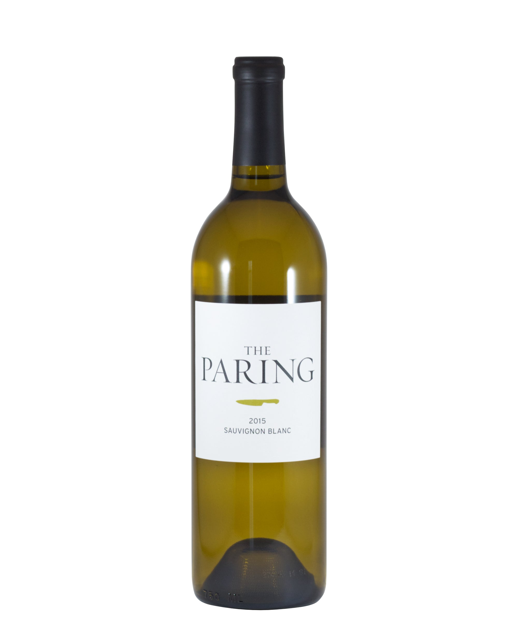 *4W* 2015 The Paring Sauvignon Blanc (California)
