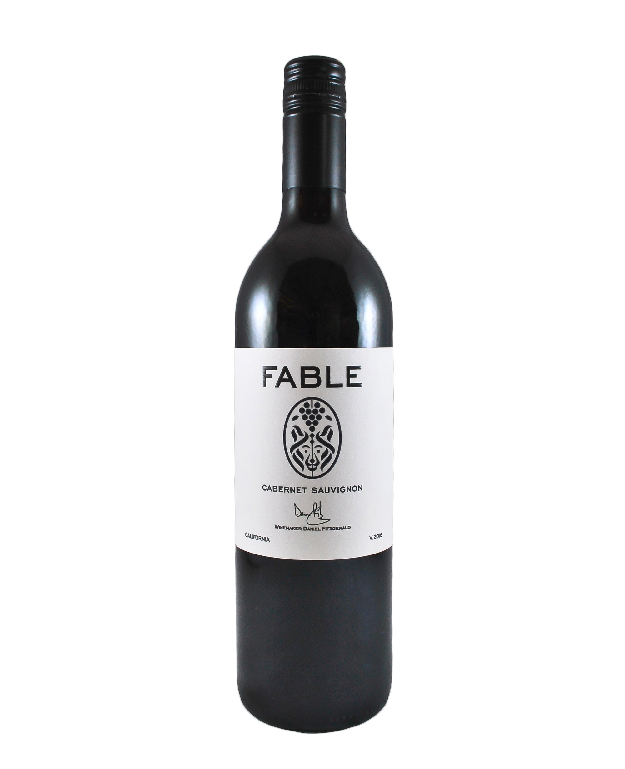 "*7R* 2016 Brack Mountain Wine Co ""Fable"" Cabernet Sauvignon (CA)"