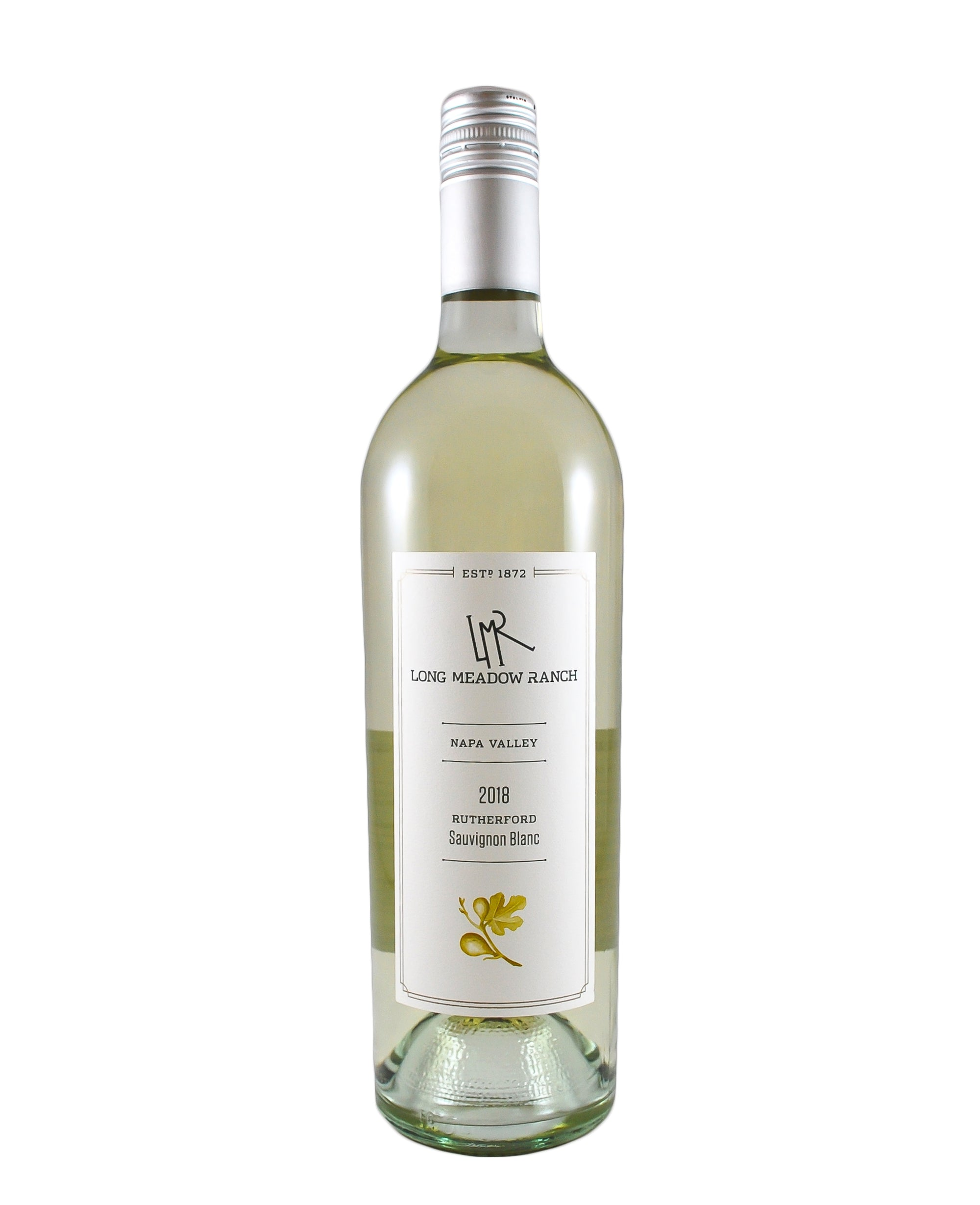 *2W* 2018 Long Meadow Ranch Sauvignon Blanc (Napa Valley, CA)