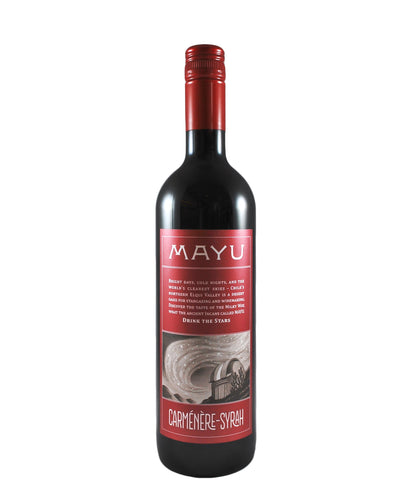 *6R* 2017 Mayu Red Blend (Elqui Valley, Chile)