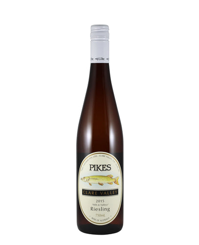 *4W* 2015 Pikes Wines