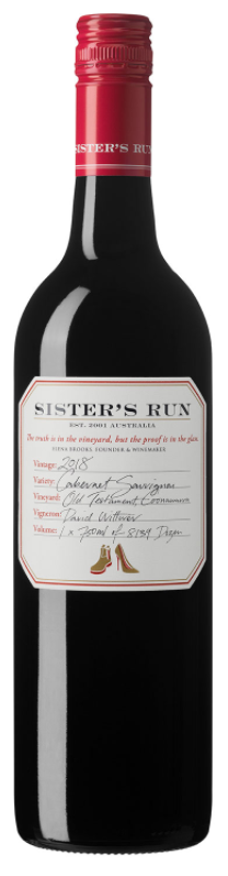 "*7R* 2018 Sister's Run ""Old Testament Coonawarra"" Cabernet Sauvignon (South Australia)"