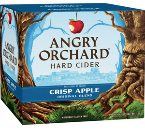 Angry Orchard Crisp Apple Cider 12pack