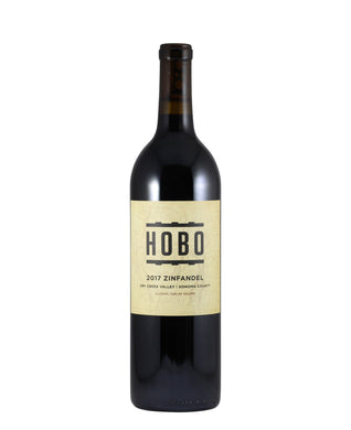 *7R* 2017 Hobo Wine Co. Zinfandel (Dry Creek Valley, Sonoma, CA)