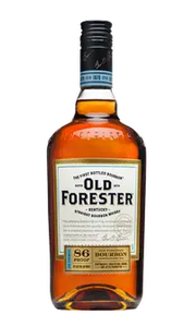 Old Forester Straight Bourbon Whiskey Nip