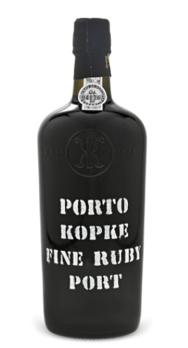 C.N. Kopke Special Reserve Ruby Port 375ml (Douro, Portugal)