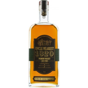"Uncle Nearest ""1820"" 11 year Single Barrel Whiskey (Tennessee, US)"