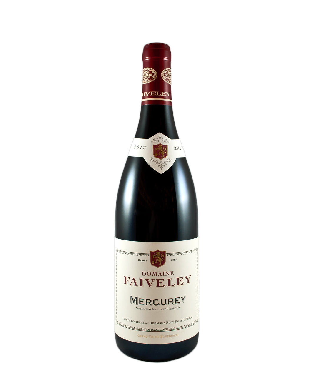 *1R* 2017 Domaine Faiveley Mercurey Rouge (Burgundy, FR)