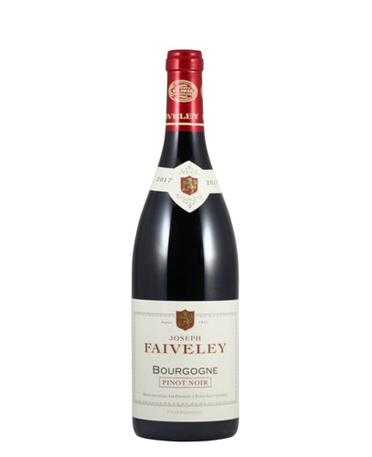 *1R* 2017 Joseph Faiveley Bourgogne Rouge (Burgundy, FR)