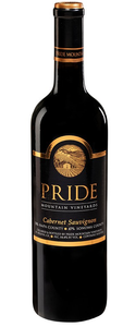 *8R* 2017 Pride Mountain Vineyards Cabernet Sauvignon (California)