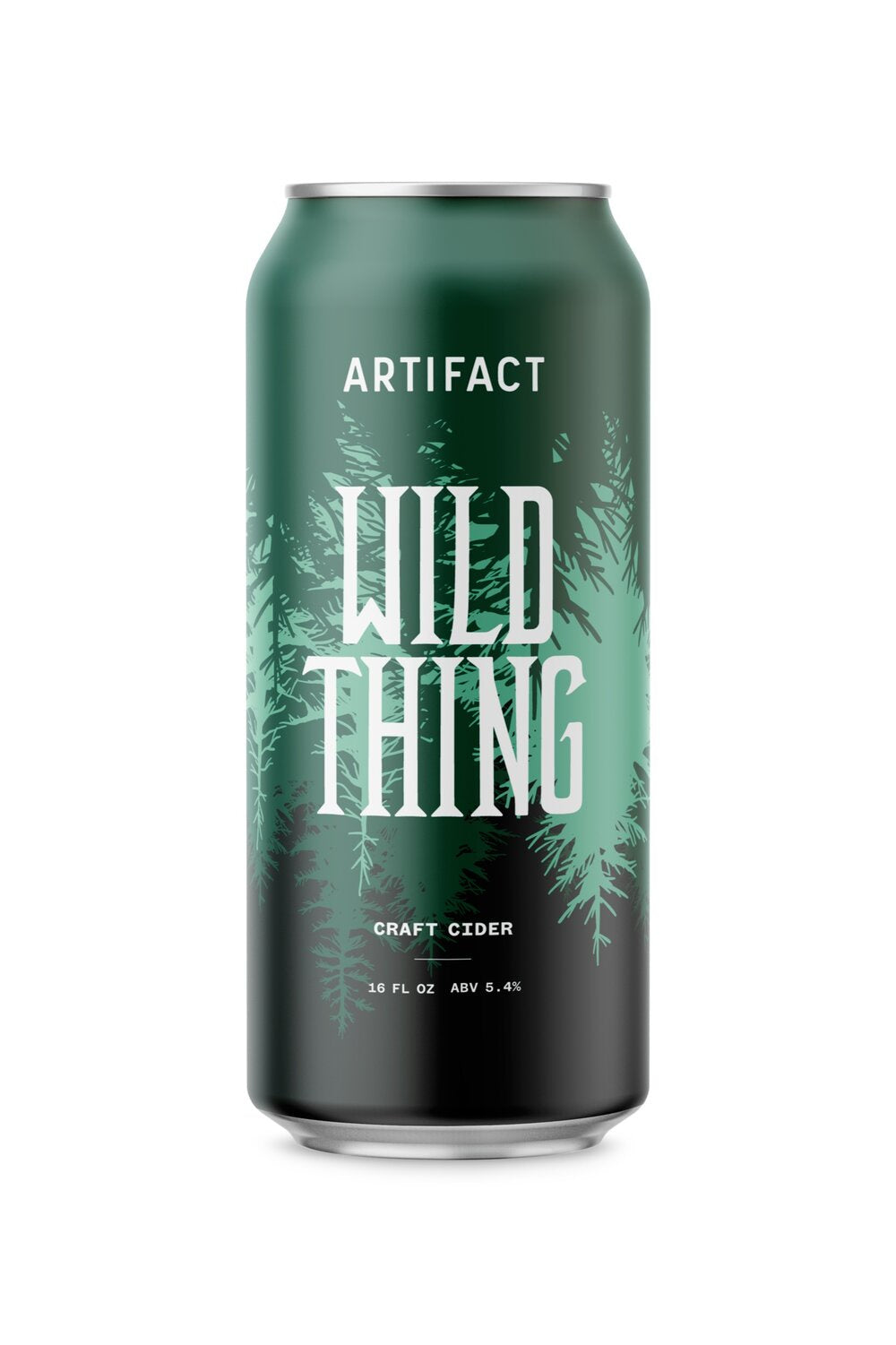 "Artifact Cider Project ""Wild Thing"" Single Varietal Cider (Everett, MA)"