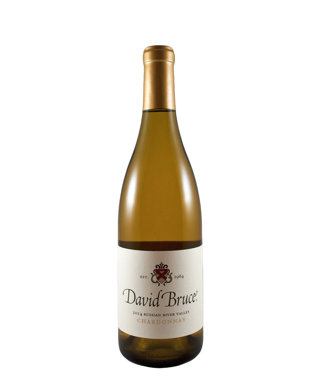 *9W* 2014 David Bruce Chardonnay (Russian River Valley, CA)