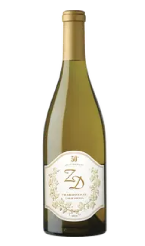 *10W* 2018 ZD Wines Chardonnay (California)