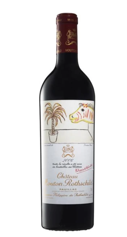 *6R* 2006 Chateau Mouton Rothschild Pauillac (Bordeaux, FR)
