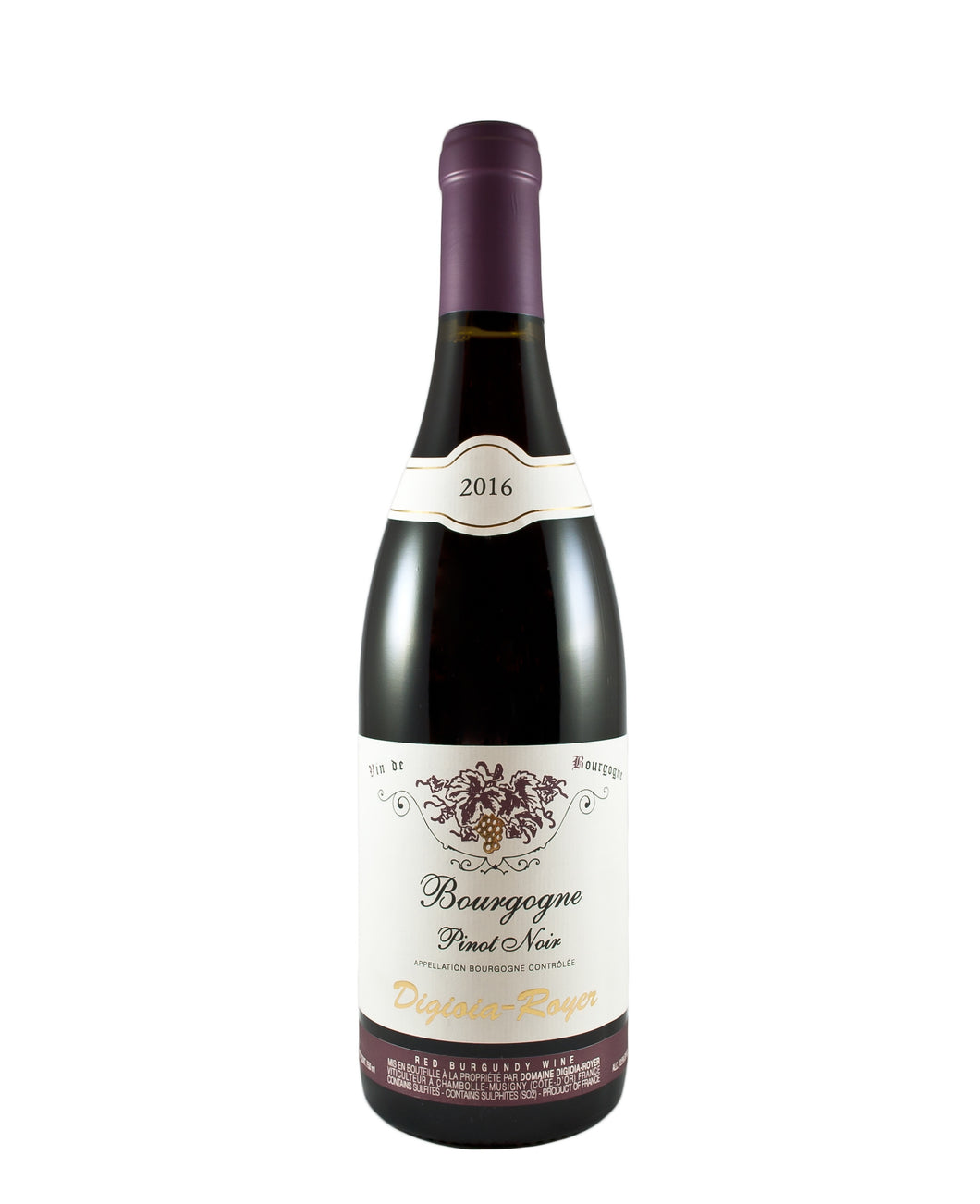*1R* 2016 Digioia-Royer Bourgogne Rouge (Burgundy, FR)
