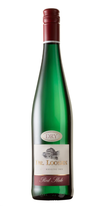 "*W* 2018 Dr. Loosen ""Red Slate"" Riesling Dry (Mosel, Germany)"