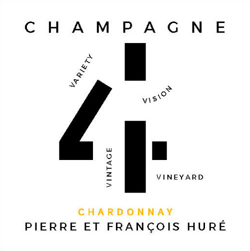 "2015 Hure Freres ""Les Blanches Voies"" 4 V Chardonnay Extra Brut (Champagne, FR)"