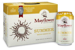 "Mayflower Brewing Company ""Summer"" Ale 12-Pack (Plymouth, MA)"