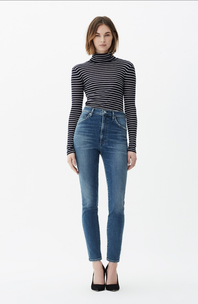 Citizens | Chrissy Uber High Rise Skinny In Orbit