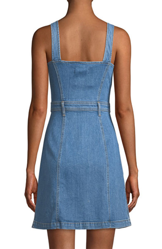 Seven For All Mankind | Zip Front Dress