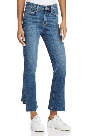Hudson | Holly High Rise Crop Flare