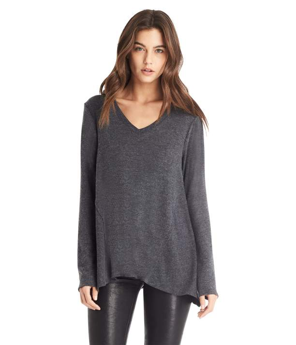Michael Stars | Madison V-Neck Top