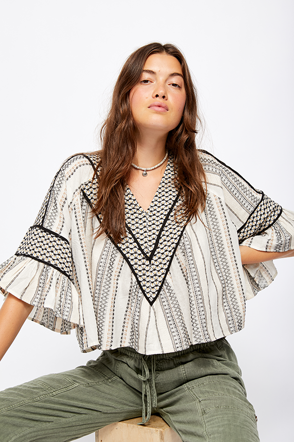 Free People | RUNNIN ON A DREAM TOP