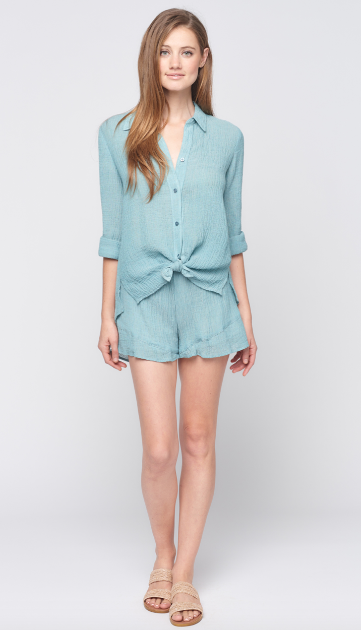 Maven West | Button Down Shirt