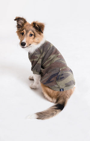 Z Supply | Pup Burnout Camo Pullover