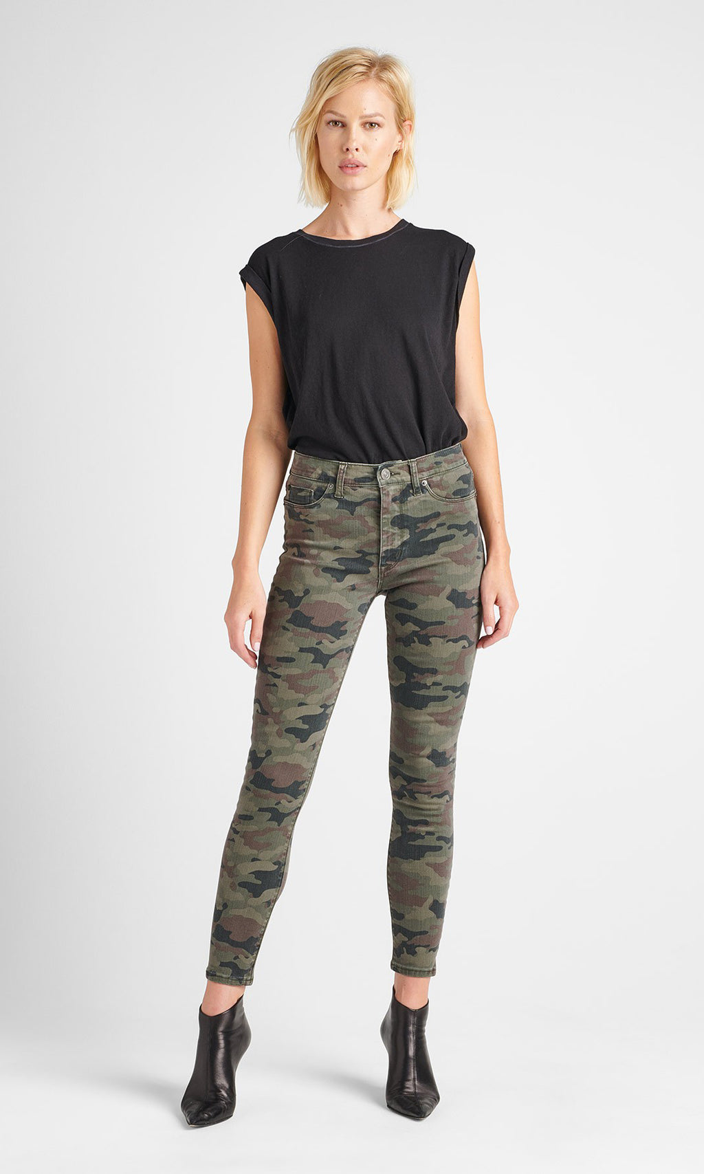 Hudson | The Barbara High Rise Super Skinny