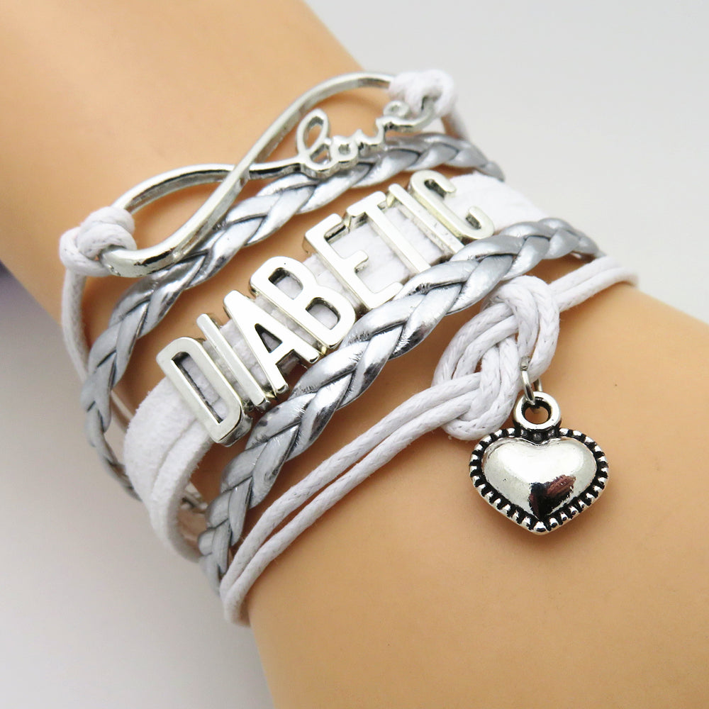 sabona astounding see bracelet lofty personalized medical more for cool copper bracelets rubber type id diabetic kids design nice diabetes picture uk