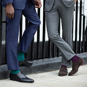 Back to work essentials with London Sock Company