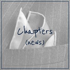 Chapters | Monthly news of style and inspiration
