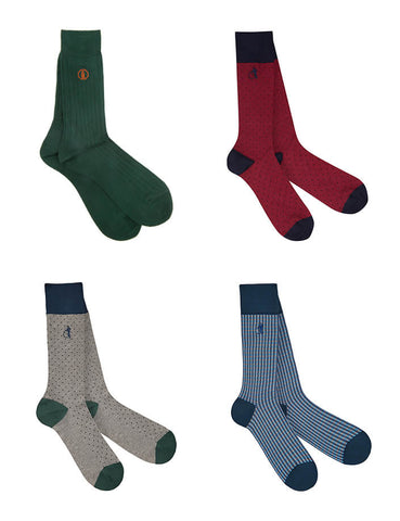 Colourful socks for men | London Sock Company