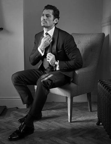 David Gandy | London Sock Company socks