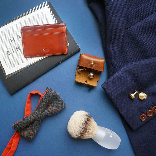 Accessories for men from British designers