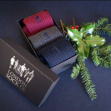 London Sock Company Gift Boxes