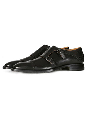 Oliver Sweeney double monk shoes