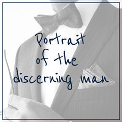Who is the discerning man?