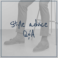 Style advice for men