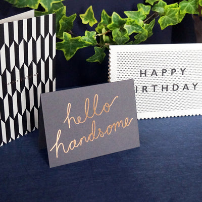 Katie Leamon | Birthday cards for him collection