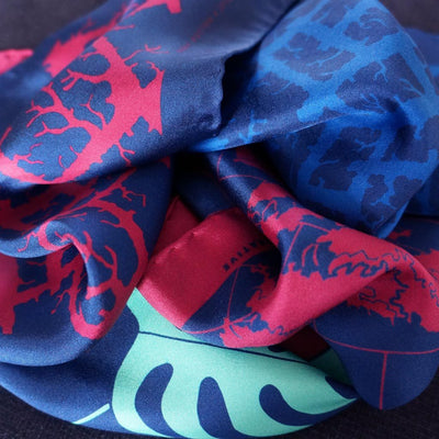 Rory Hutton | Limited edition designer pocket squares